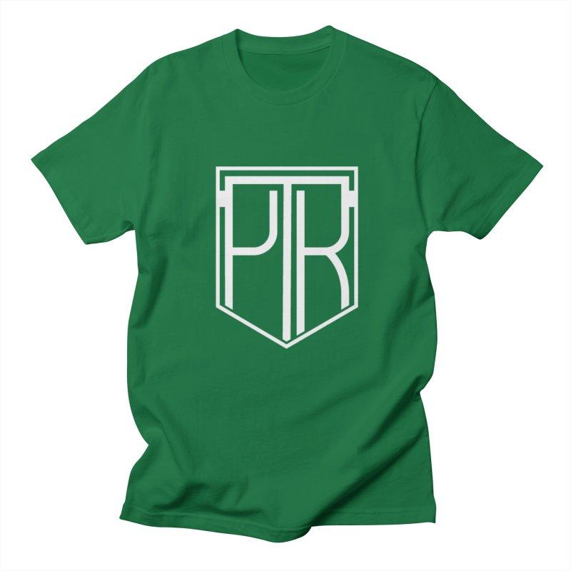 PTR Men's Regular T-Shirt by RLLBCK Clothing Co.