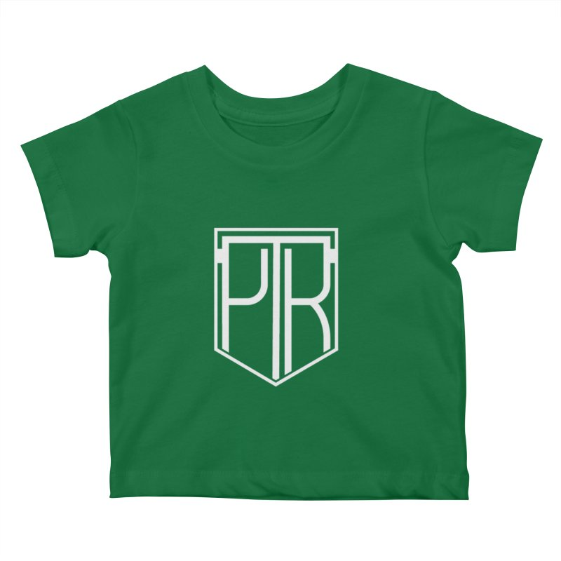 PTR Kids Baby T-Shirt by RLLBCK Clothing Co.