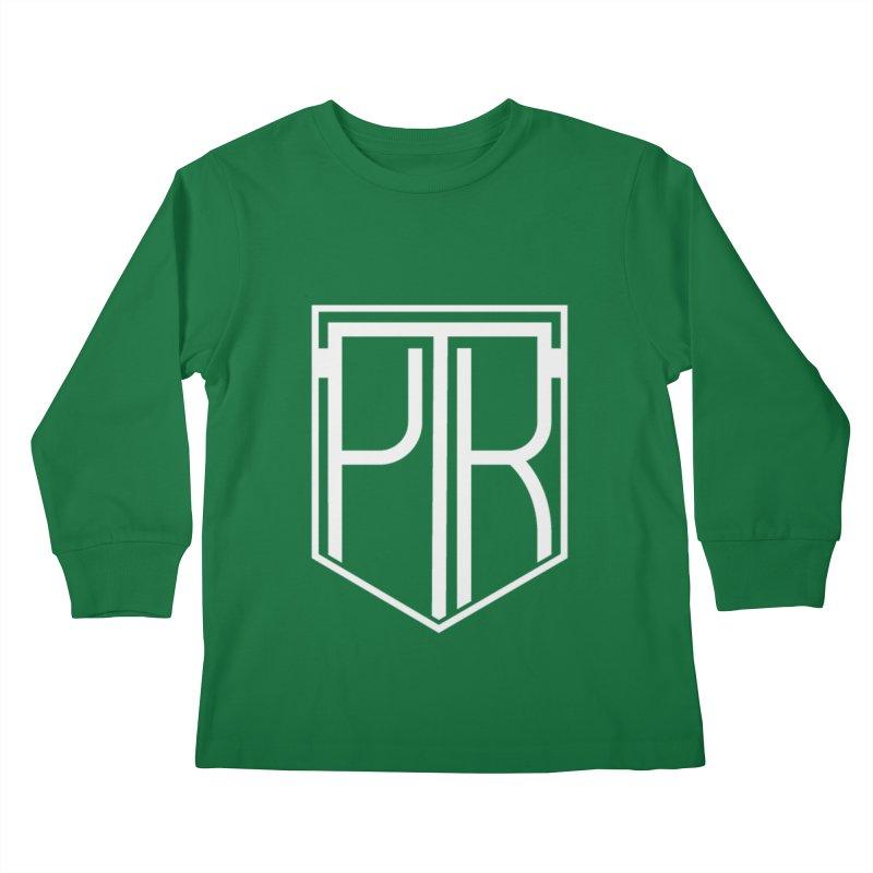 PTR Kids Longsleeve T-Shirt by RLLBCK Clothing Co.
