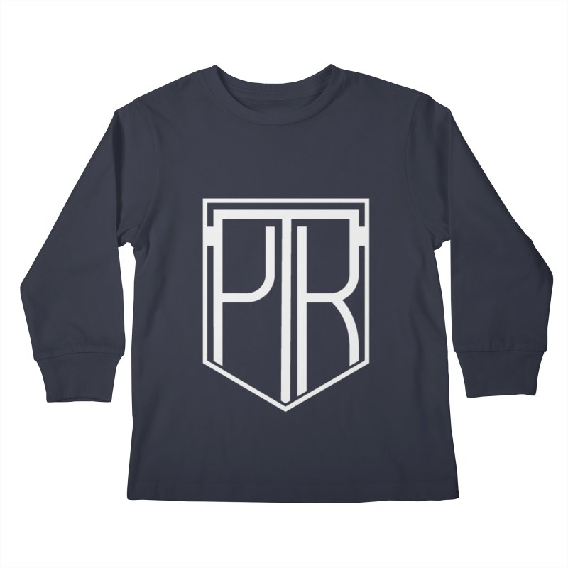 PTR Kids Longsleeve T-Shirt by RLLBCK Clothing Co.