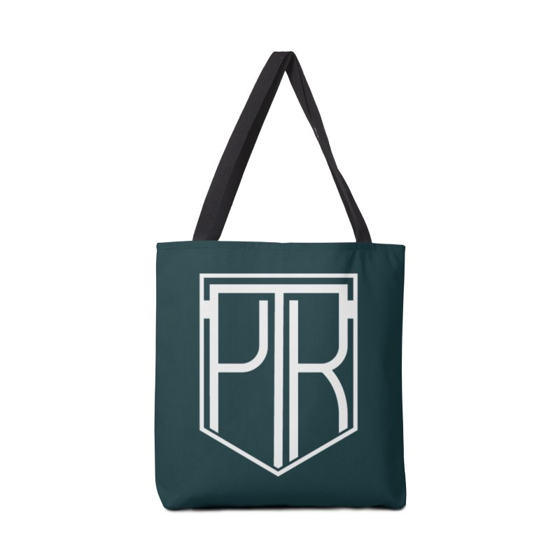 PTR Accessories Tote Bag Bag by RLLBCK Clothing Co.