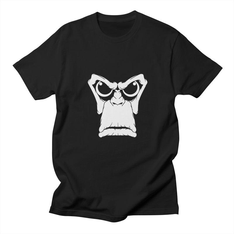 APE Men's Regular T-Shirt by RLLBCK Clothing Co.