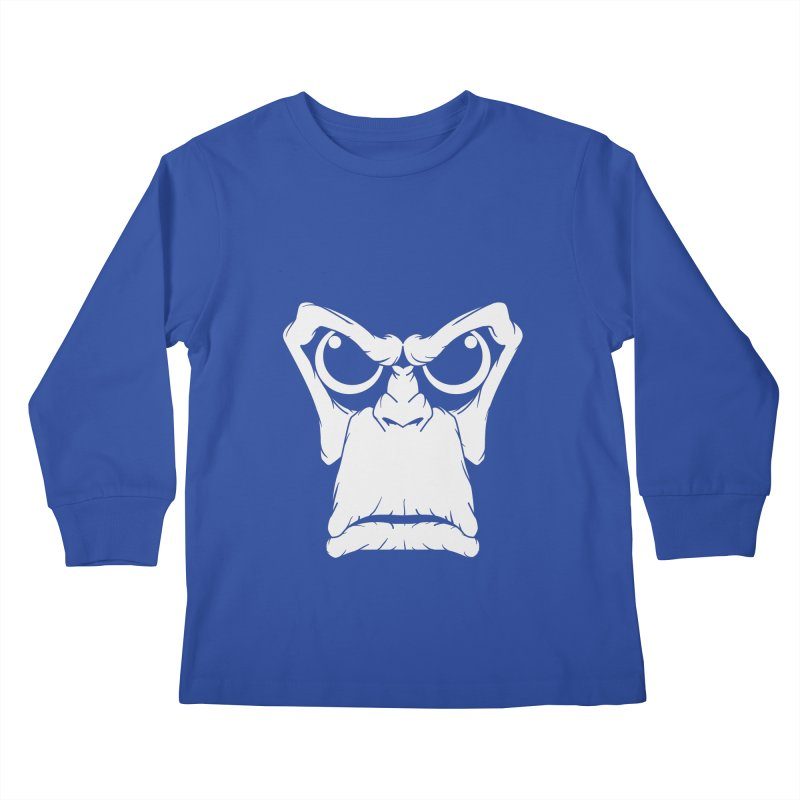 APE Kids Longsleeve T-Shirt by RLLBCK Clothing Co.