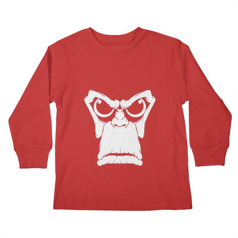 APE Kids Longsleeve T-Shirt by RLLBCK Clothing Co.