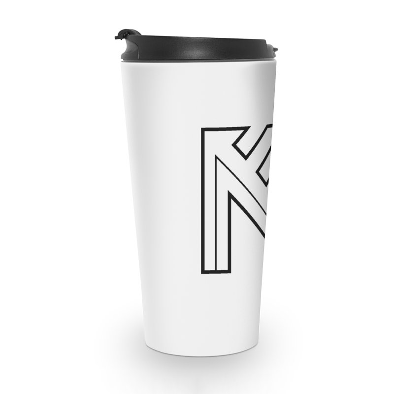Black on White Logo Accessories Mug by MerlotEmbargo's Artist Shop