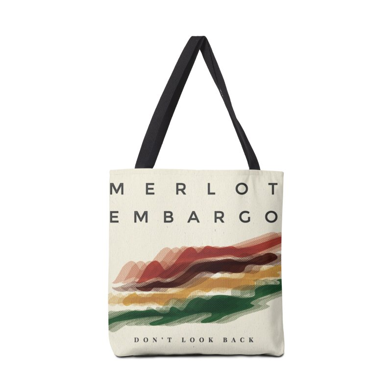 Don't Look Back Album Artwork Accessories Tote Bag Bag by MerlotEmbargo's Artist Shop