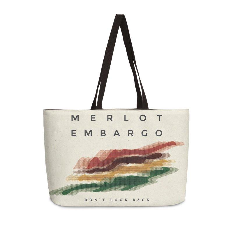 Don't Look Back Album Artwork Accessories Bag by MerlotEmbargo's Artist Shop