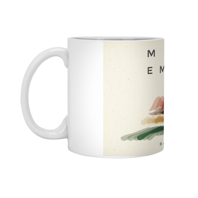 Don't Look Back Album Artwork Accessories Standard Mug by MerlotEmbargo's Artist Shop