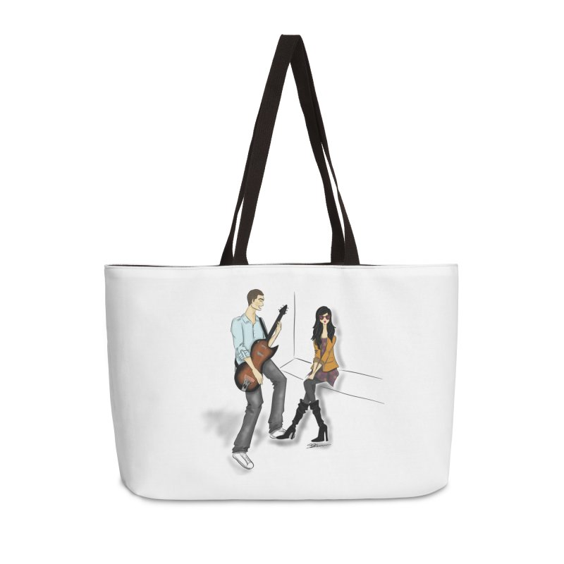 Duo - Artwork by SamiaLynn Accessories Bag by MerlotEmbargo's Artist Shop