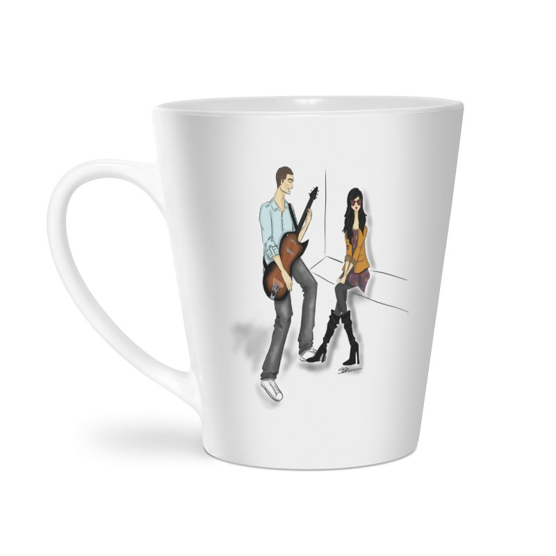 Duo - Artwork by SamiaLynn Accessories Mug by MerlotEmbargo's Artist Shop