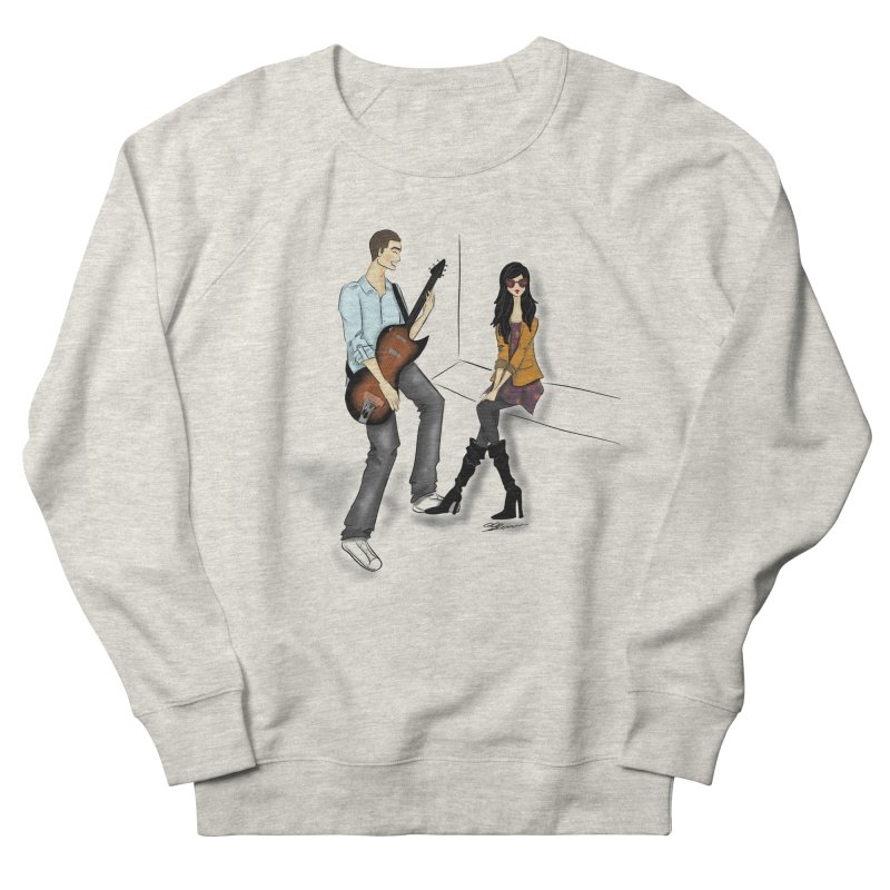 Duo - Artwork by SamiaLynn Women's Sweatshirt by MerlotEmbargo's Artist Shop