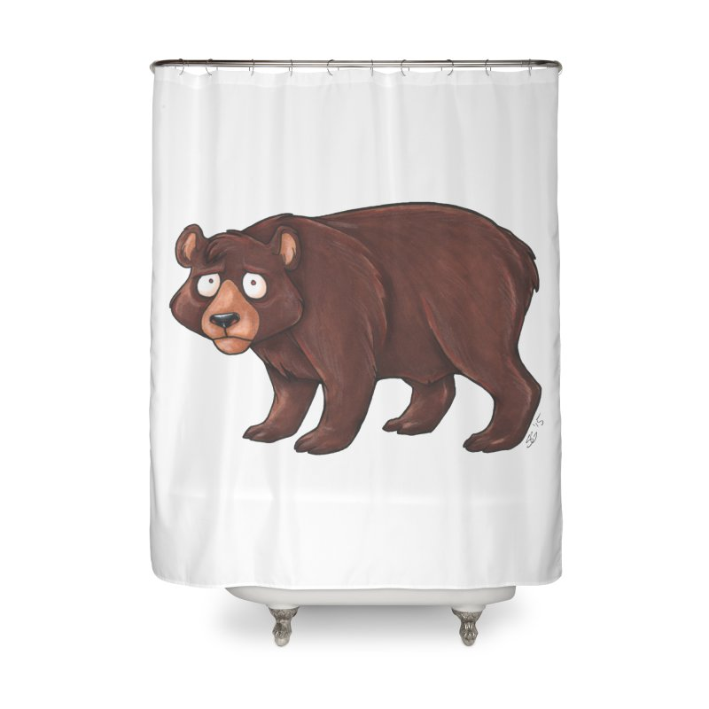 42 Home Shower Curtain by Mesiblaze's Artist Shop