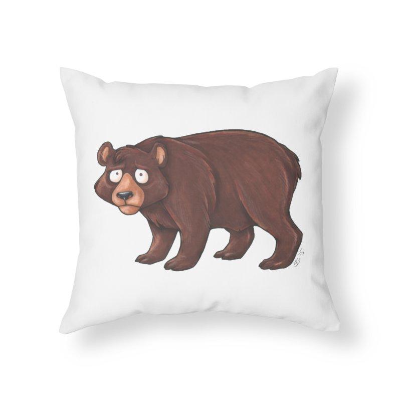 42 Home Throw Pillow by Mesiblaze's Artist Shop