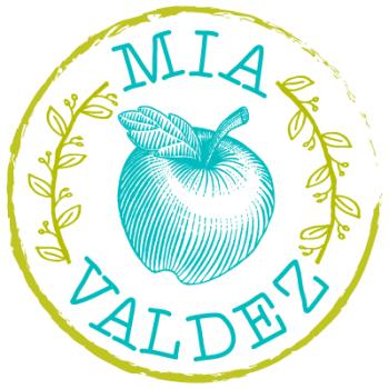 MiaValdez's Artist Shop Logo