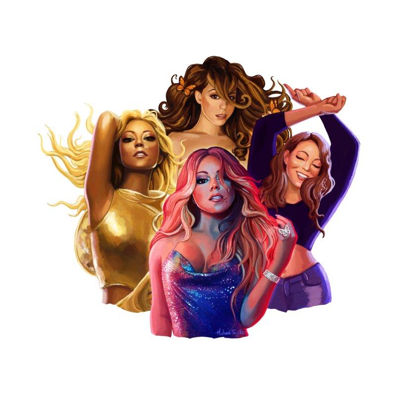 Mariah Collage by Michael Trujillo