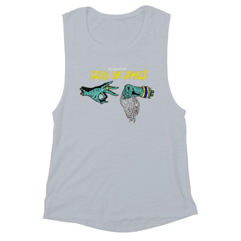 Splash The Jewels Women's Tank by Mike Hampton's T-Shirt Shop