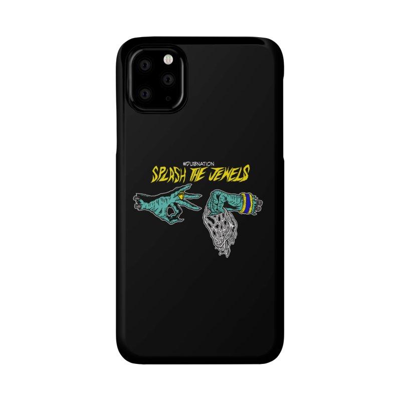 Splash The Jewels Accessories Phone Case by Mike Hampton's T-Shirt Shop