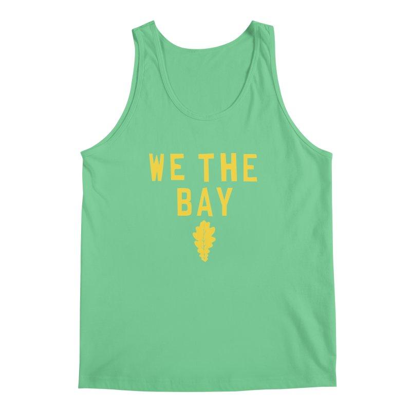 We The Bay Men's Regular Tank by Mike Hampton's T-Shirt Shop