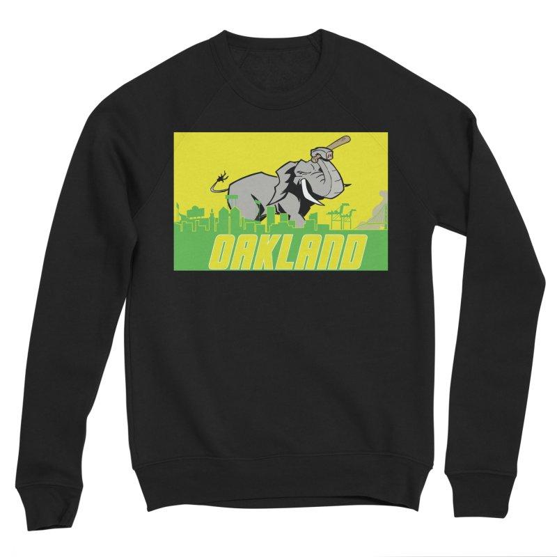 Oakland Women's Sweatshirt by Mike Hampton's T-Shirt Shop