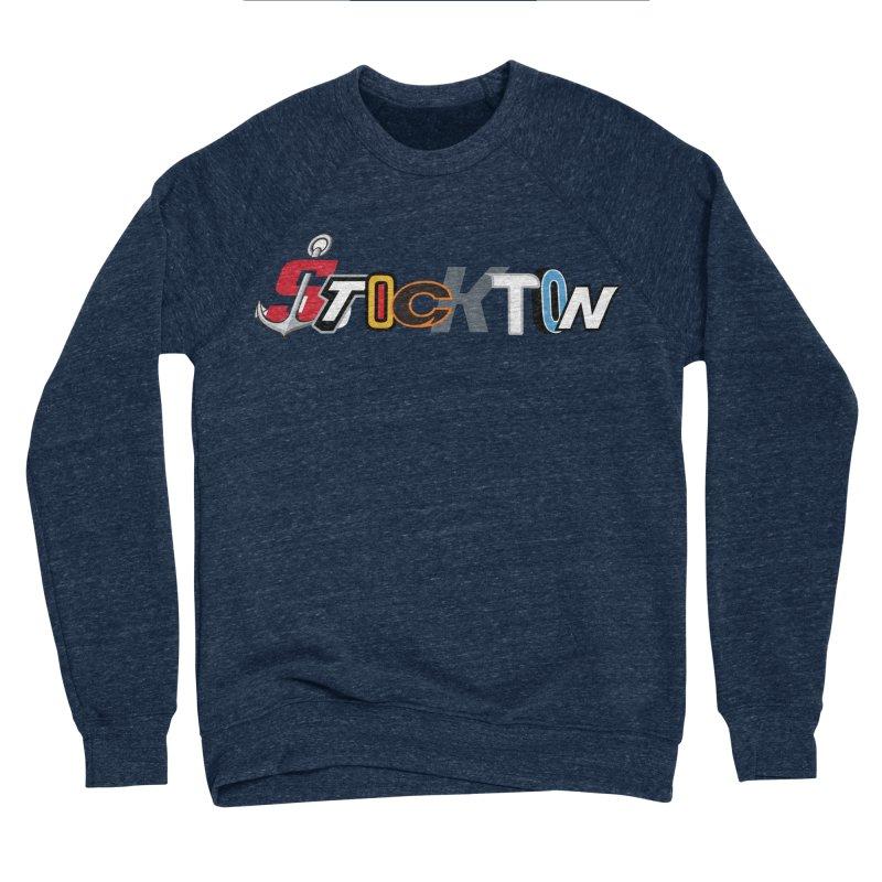All Things Stockton Women's Sponge Fleece Sweatshirt by Mike Hampton's T-Shirt Shop