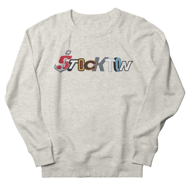 All Things Stockton Women's Sweatshirt by Mike Hampton's T-Shirt Shop