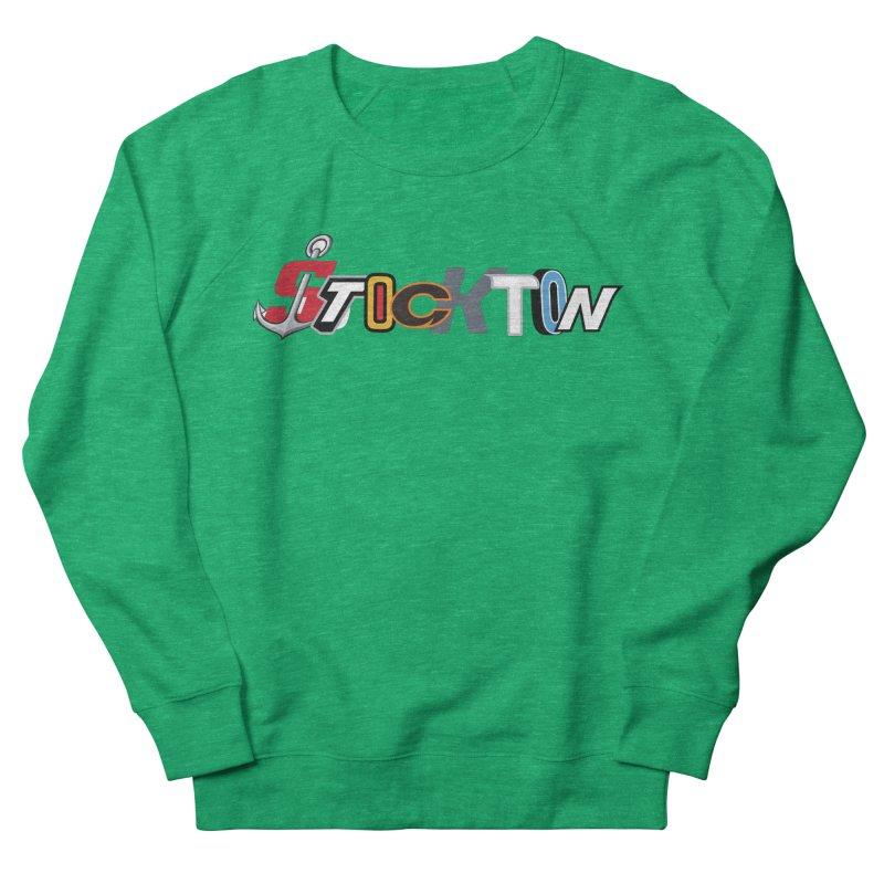 All Things Stockton Men's Sweatshirt by Mike Hampton's T-Shirt Shop