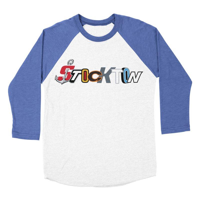 All Things Stockton Women's Longsleeve T-Shirt by Mike Hampton's T-Shirt Shop