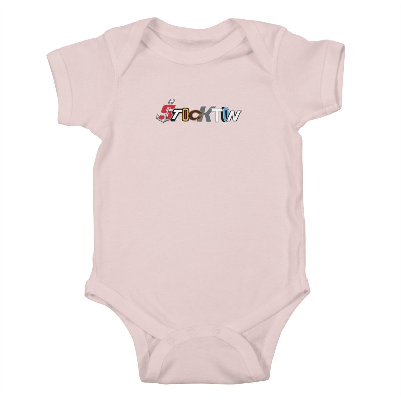 All Things Stockton Kids Baby Bodysuit by Mike Hampton's T-Shirt Shop