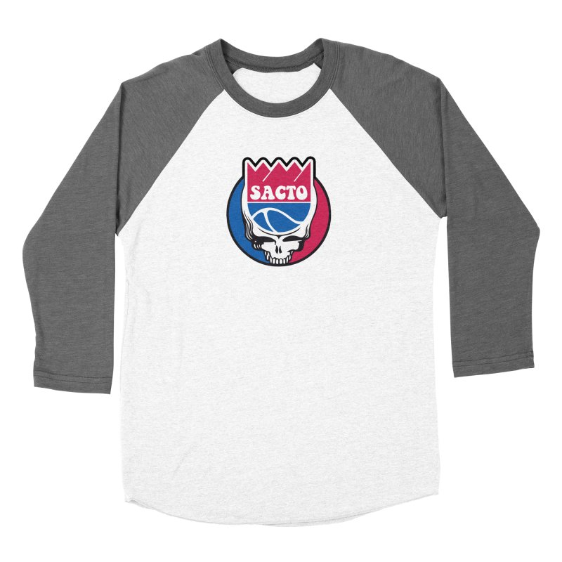The Grateful Sacto Women's Longsleeve T-Shirt by Mike Hampton's T-Shirt Shop