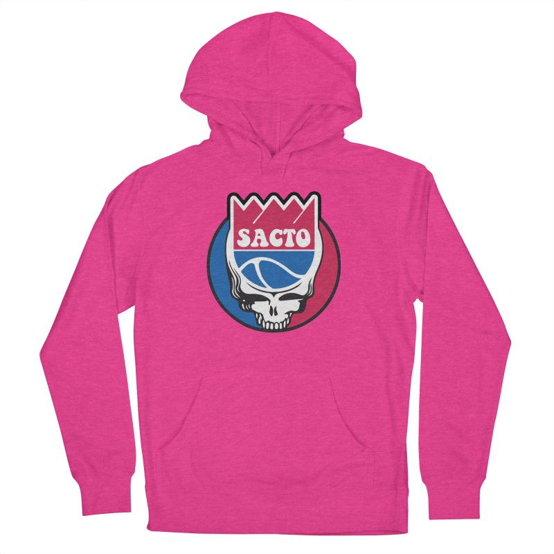 The Grateful Sacto Men's Pullover Hoody by Mike Hampton's T-Shirt Shop