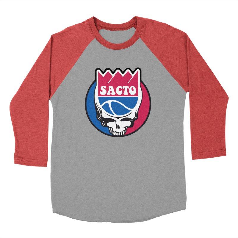 The Grateful Sacto Men's Longsleeve T-Shirt by Mike Hampton's T-Shirt Shop