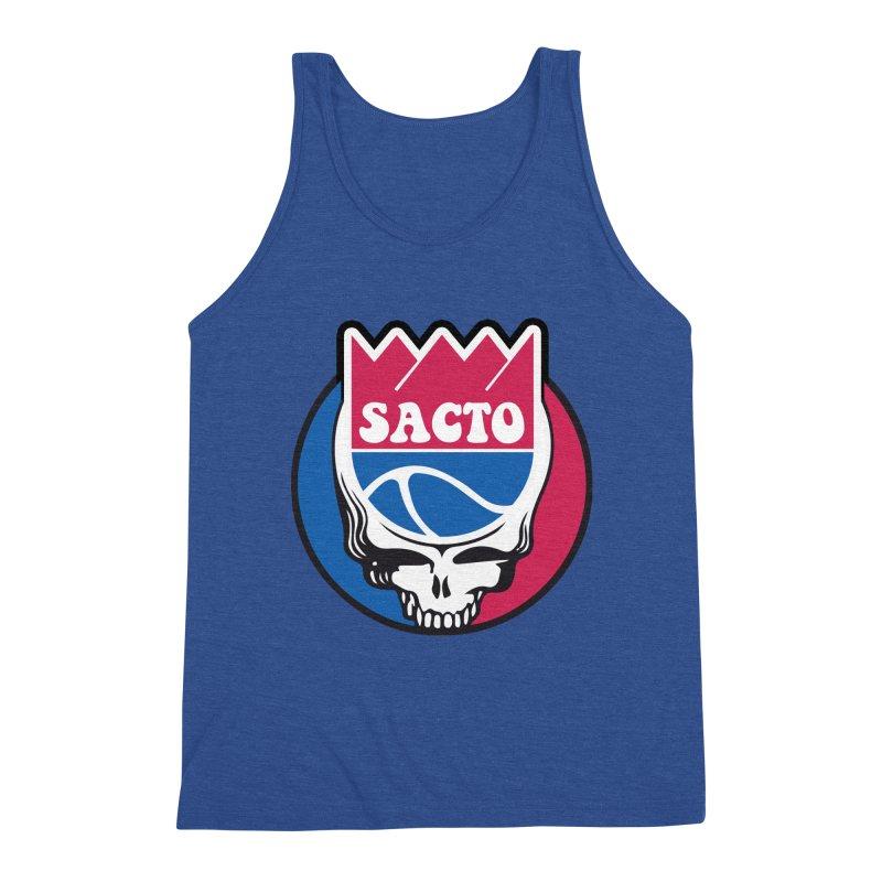 The Grateful Sacto Men's Tank by Mike Hampton's T-Shirt Shop