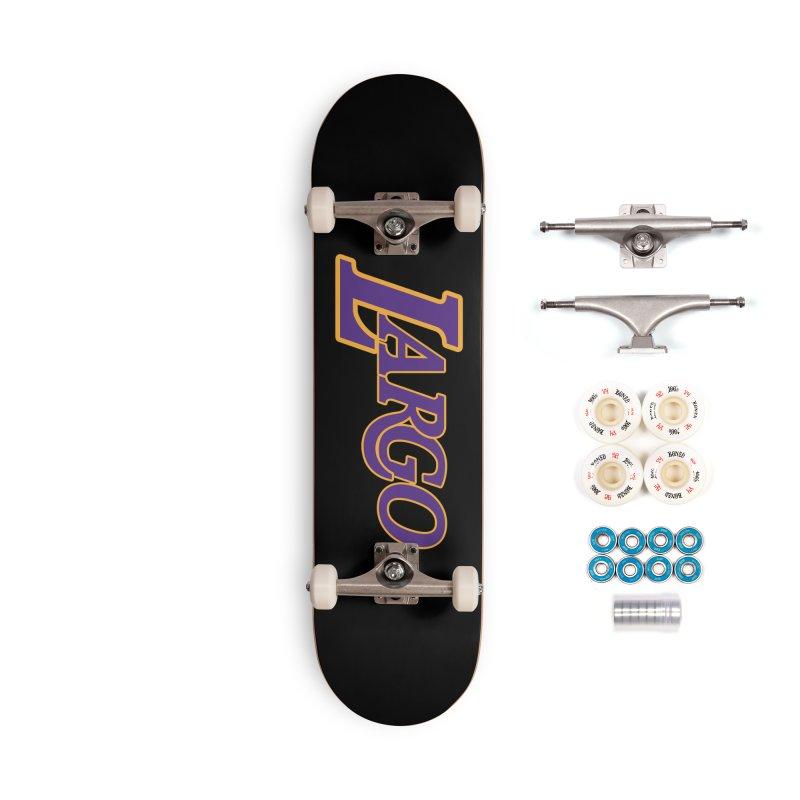 Laaaaargo Accessories Complete - Premium Skateboard by Mike Hampton's T-Shirt Shop