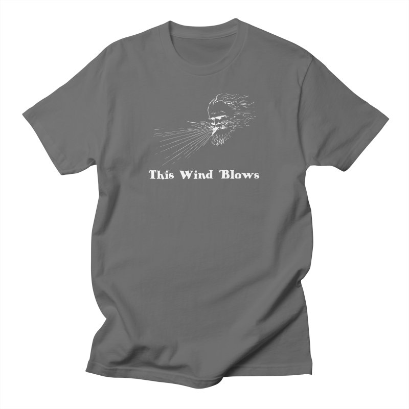 This Wind Blows Women's T-Shirt by Mike Hampton's T-Shirt Shop