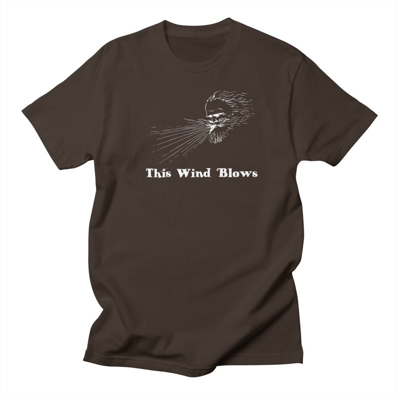 This Wind Blows Men's T-Shirt by Mike Hampton's T-Shirt Shop