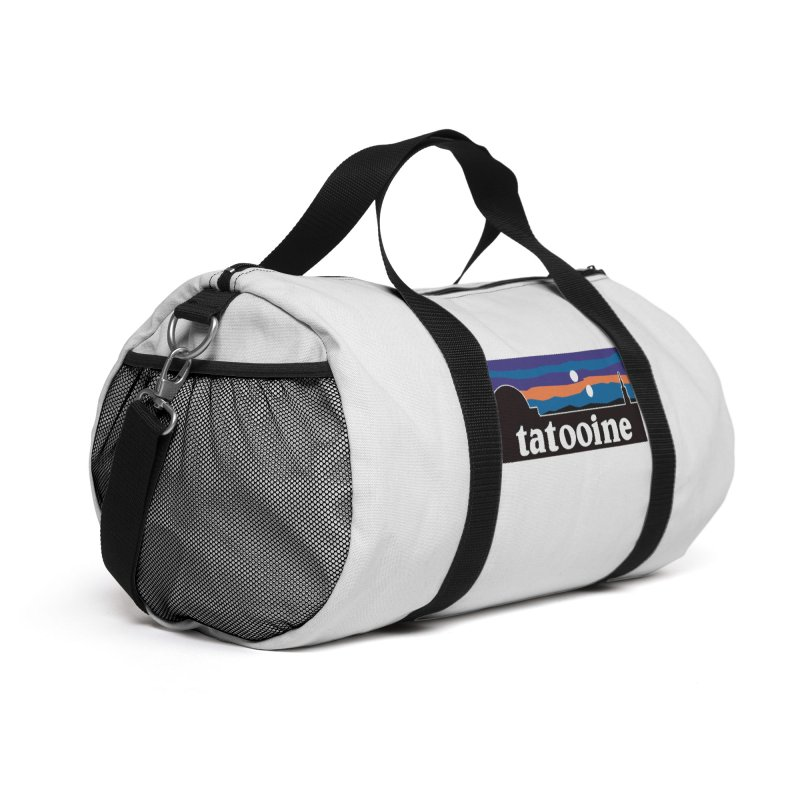 Parody Design #1 Accessories Bag by Mike Hampton's T-Shirt Shop