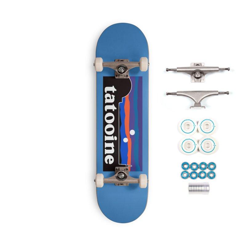 Parody Design #1 Accessories Skateboard by Mike Hampton's T-Shirt Shop