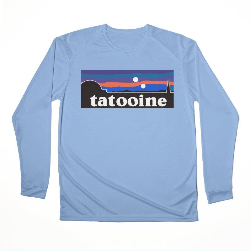 Parody Design #1 Men's Longsleeve T-Shirt by Mike Hampton's T-Shirt Shop
