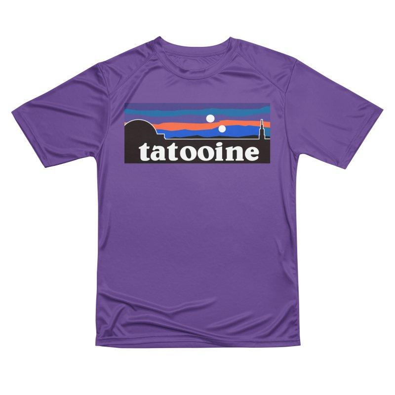 Parody Design #1 Men's Performance T-Shirt by Mike Hampton's T-Shirt Shop