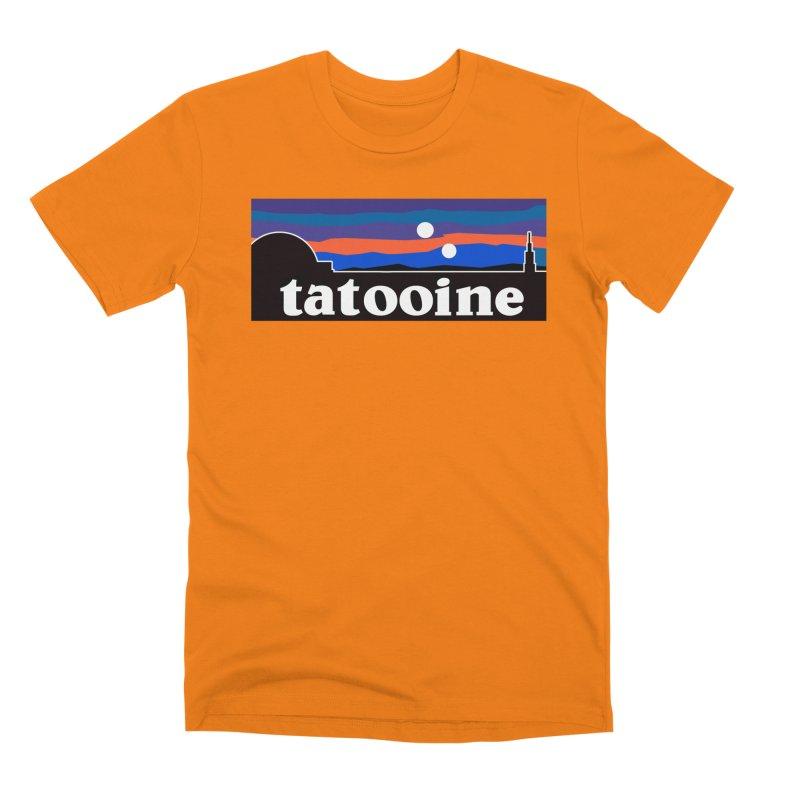 Parody Design #1 Men's T-Shirt by Mike Hampton's T-Shirt Shop