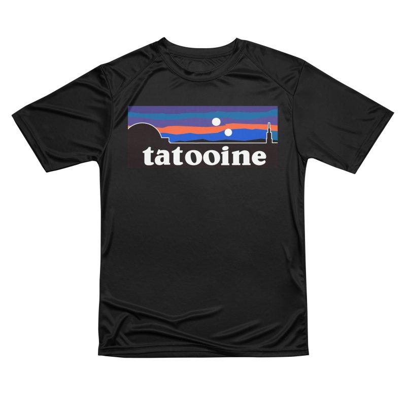 Parody Design #1 Women's Performance Unisex T-Shirt by Mike Hampton's T-Shirt Shop