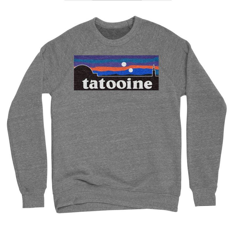 Parody Design #1 Women's Sponge Fleece Sweatshirt by Mike Hampton's T-Shirt Shop