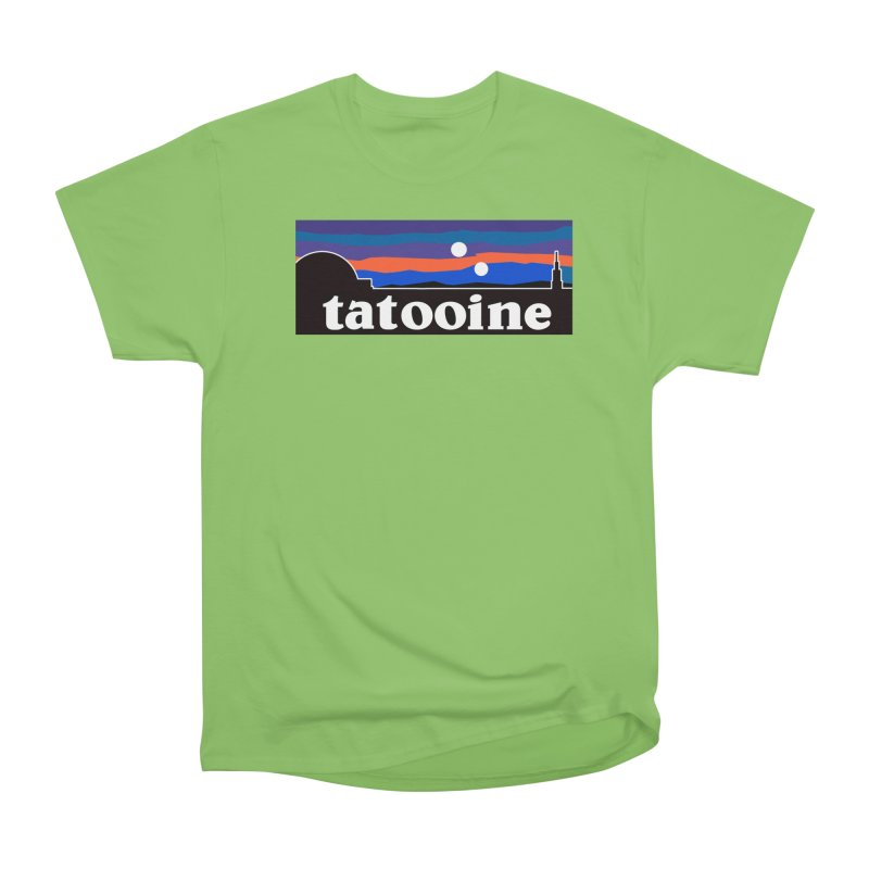 Parody Design #1 Women's T-Shirt by Mike Hampton's T-Shirt Shop