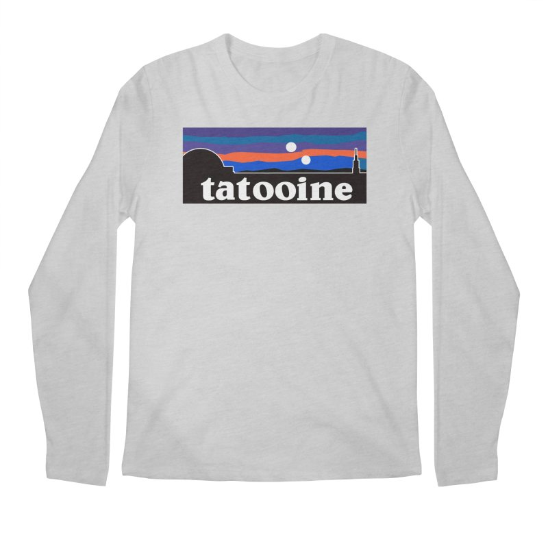 Parody Design #1 Men's Regular Longsleeve T-Shirt by Mike Hampton's T-Shirt Shop