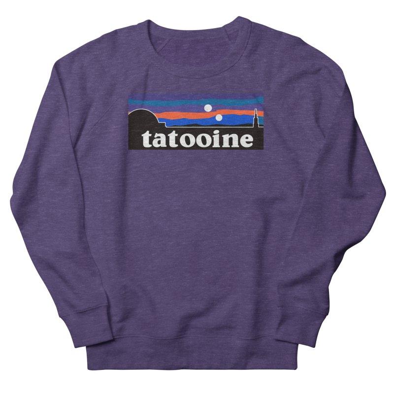 Parody Design #1 Women's French Terry Sweatshirt by Mike Hampton's T-Shirt Shop