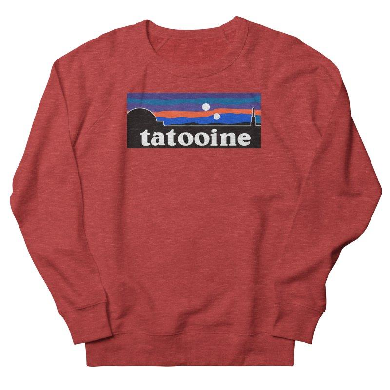 Parody Design #1 Men's French Terry Sweatshirt by Mike Hampton's T-Shirt Shop