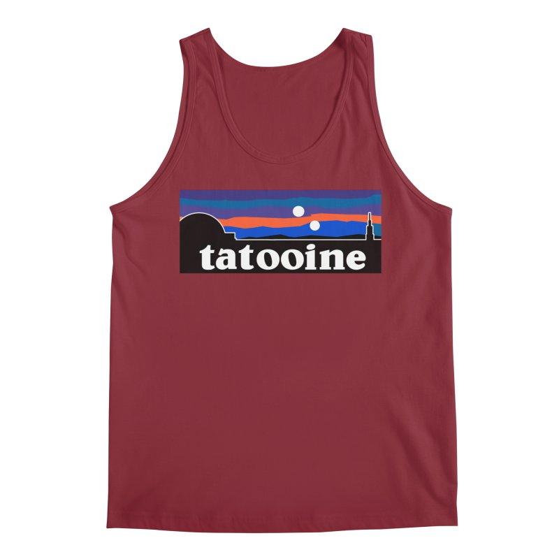 Parody Design #1 Men's Tank by Mike Hampton's T-Shirt Shop