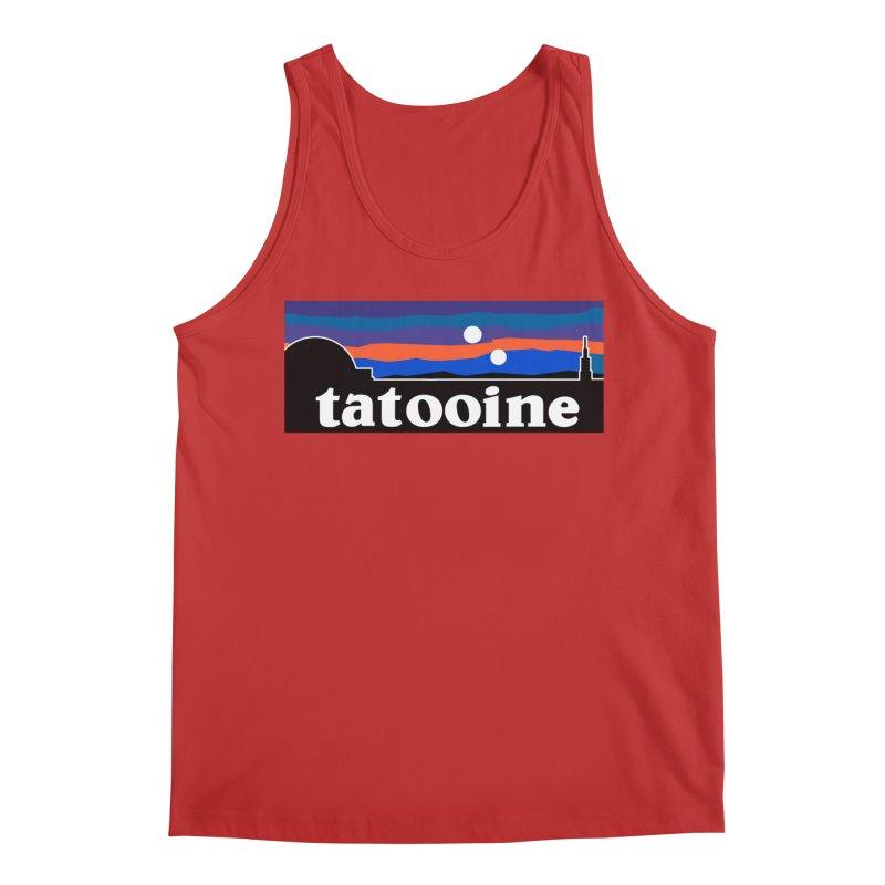 Parody Design #1 Men's Regular Tank by Mike Hampton's T-Shirt Shop