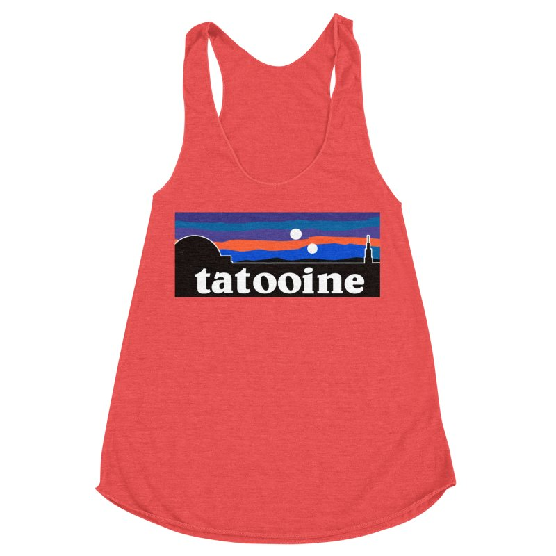 Parody Design #1 Women's Tank by Mike Hampton's T-Shirt Shop