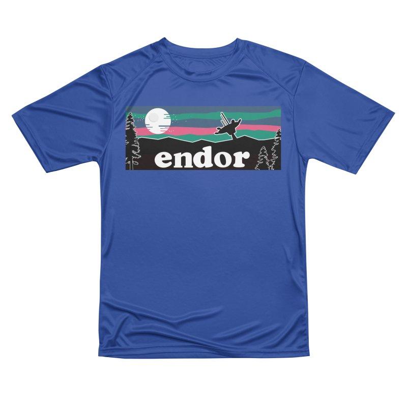 Parody Design #2 Women's Performance Unisex T-Shirt by Mike Hampton's T-Shirt Shop